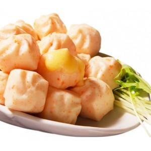WK Cheese Stuffing Bun