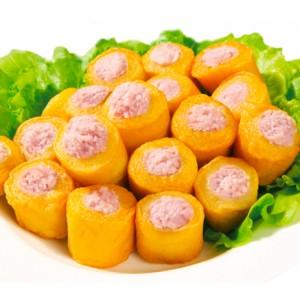 WK Fried Taro Roll