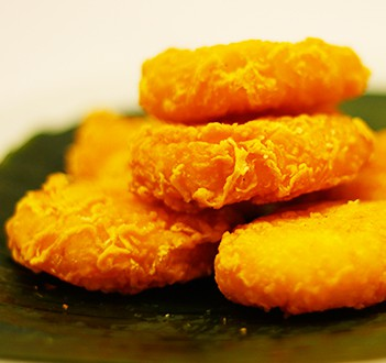 WK Fried Tapioca Fritter