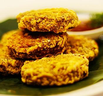WK Green Bean Fritter